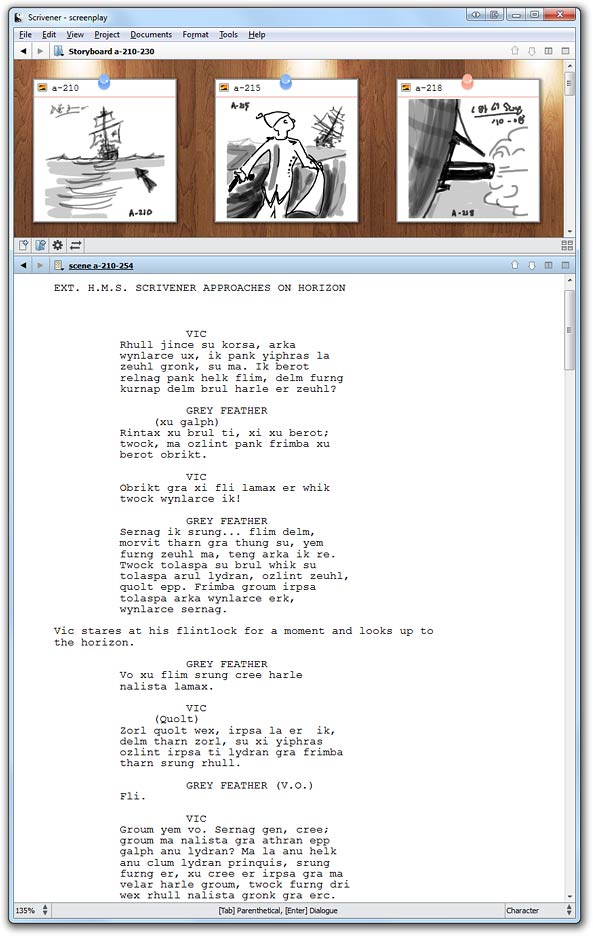 mac academic writing software