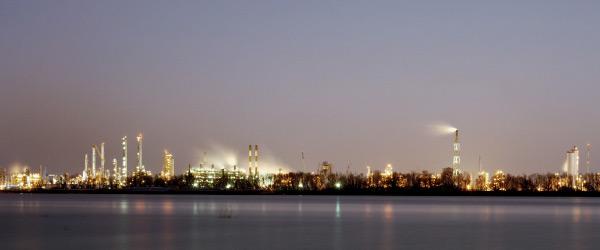 Dow Chemical Corporation (комплекс Union Carbide). Норко, Луизиана. © Richard Misrach